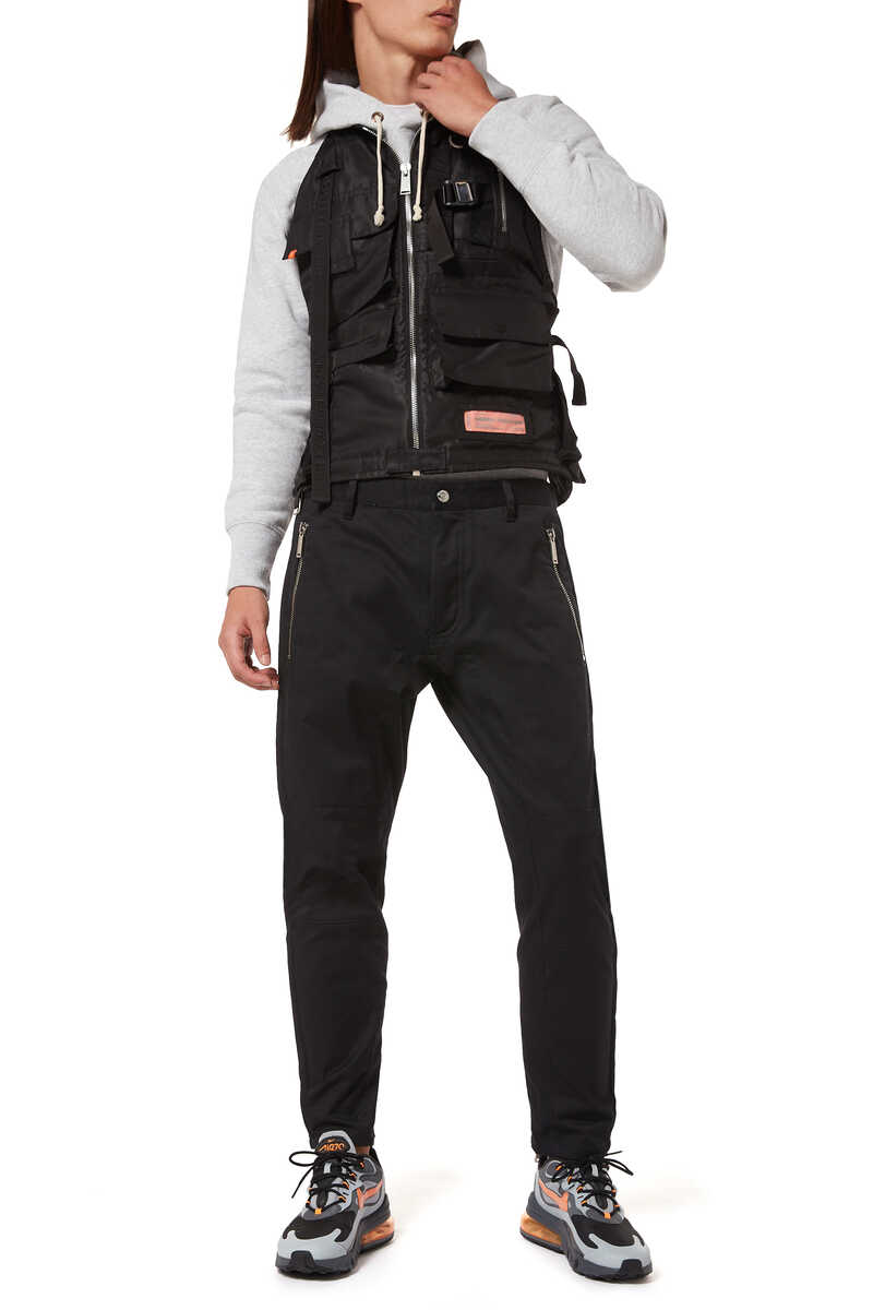 Nylon Pocket Vest image thumbnail number 2