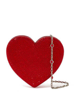 Heart Bead Clutch