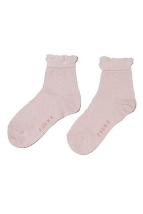 Romantic Net Kids Socks