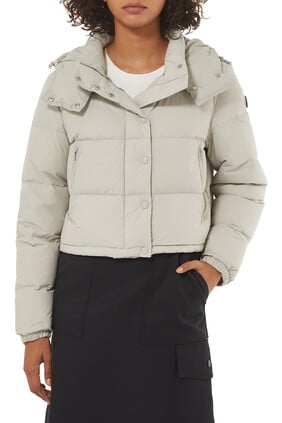 Avoine Quilted Jacket