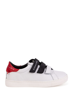 ogo Leather Sneakers