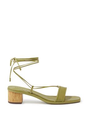 Ankle Wrap Sandals