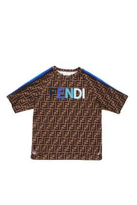 Rainbow Band FF T-Shirt