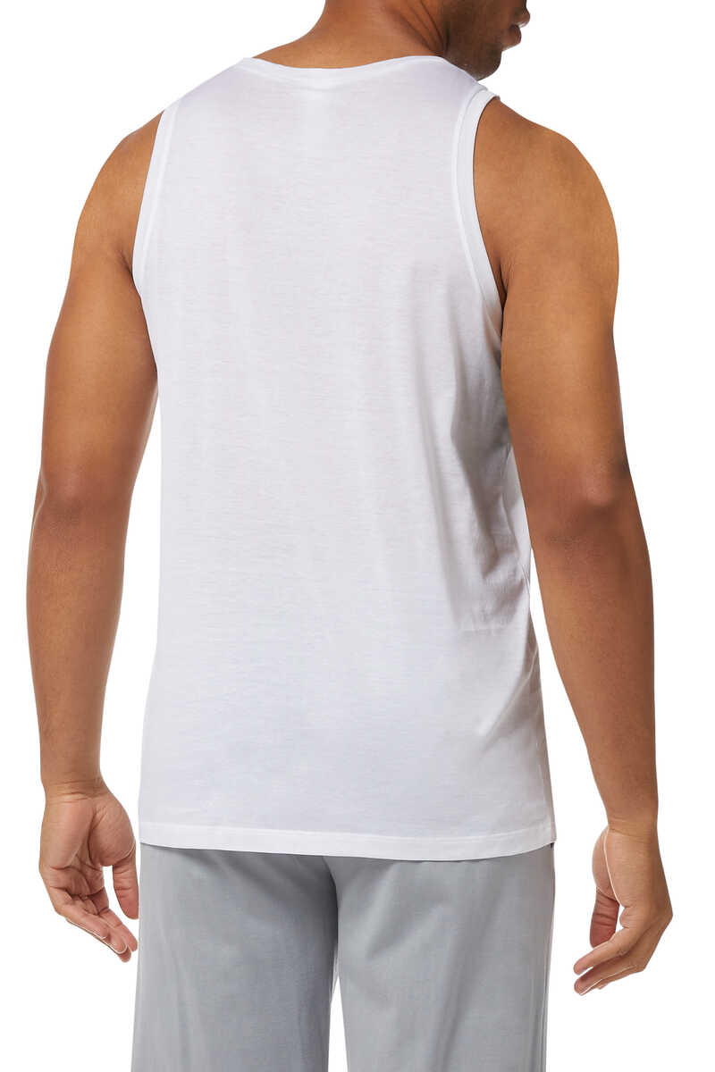 Cotton Sporty Tank Top image number 2