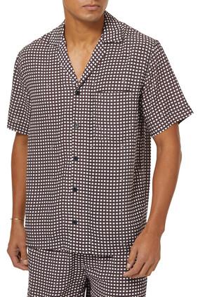 Button Down Pool Shirt