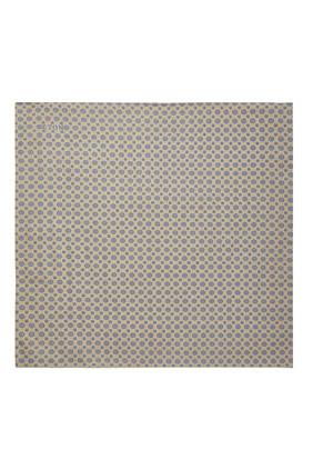 Micro Pattern Pocket Square