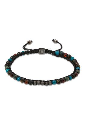 Imperial Macramé Bracelet