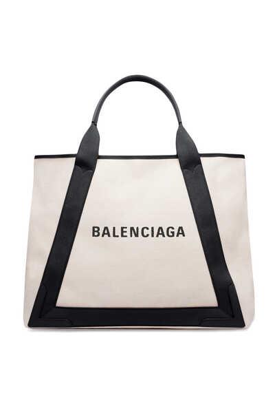 Cabas Canvas Bag