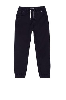 Dark Denim Trousers