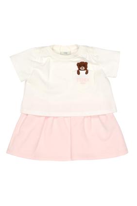 Bear Pocket Dress