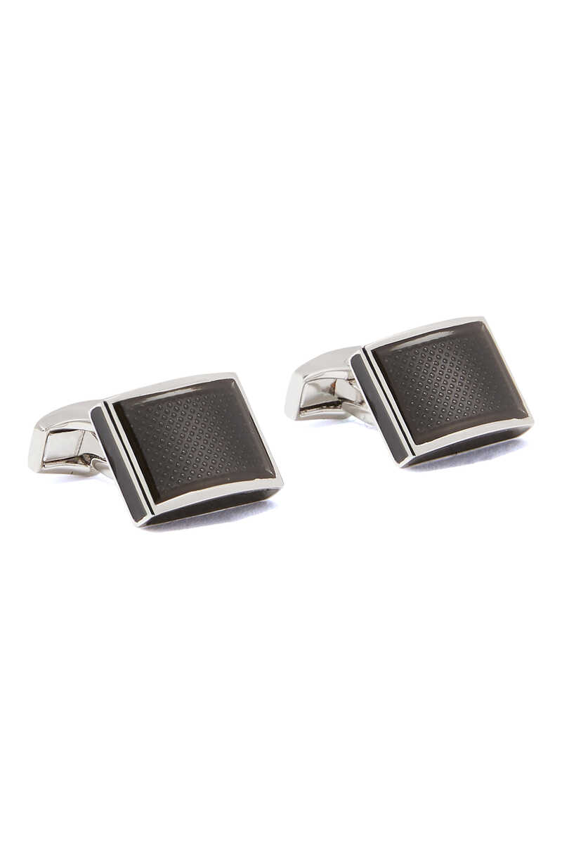 Ice Cube Cuff Links image number 1