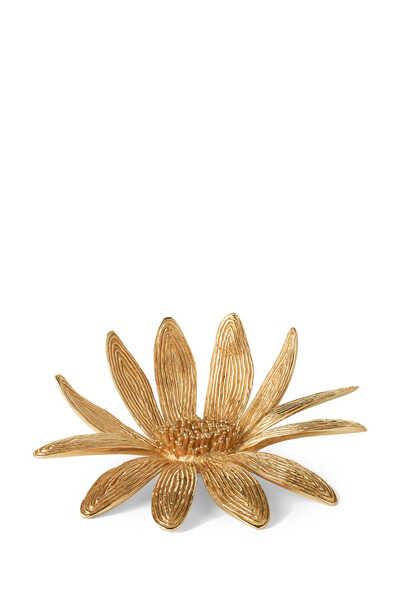 Marguerite Brass Flower