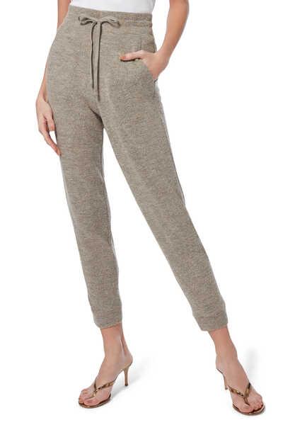 Textured Jogger Pants