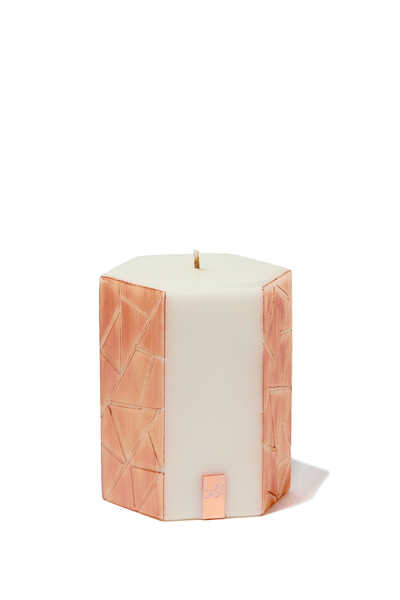 Les Attelas Hexagon Candle