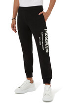Graffiti Print Sweatpants