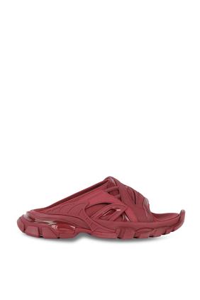 Track Slide Sandals
