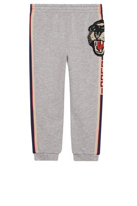 Embroidered Logo Jogging Pants