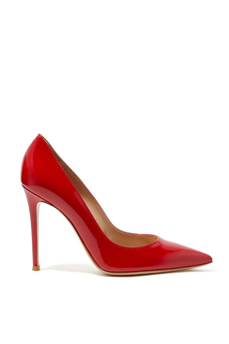 Patent Leather Pumps image number 1