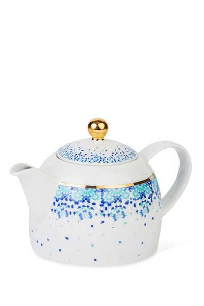 Mirrors Teapot