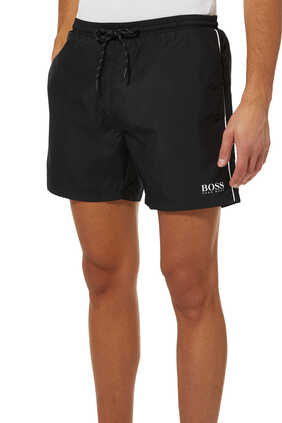 Starfish Logo Swim Shorts