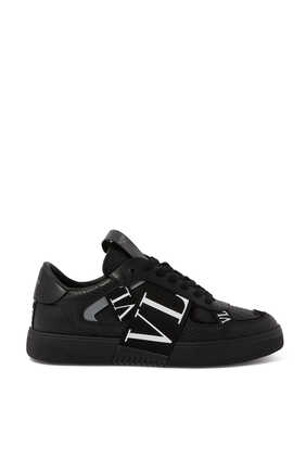 VL7N Leather Sneakers