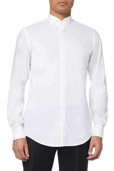 Jillik Evening Easy Iron Shirt