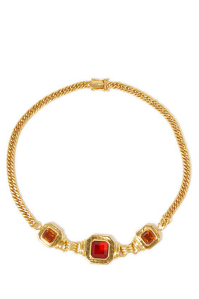 Brandi Heirloom Chain Necklace