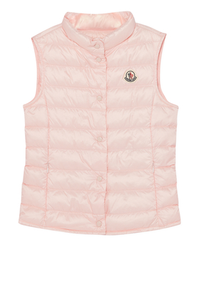 Embroidered Logo Patch Gillet