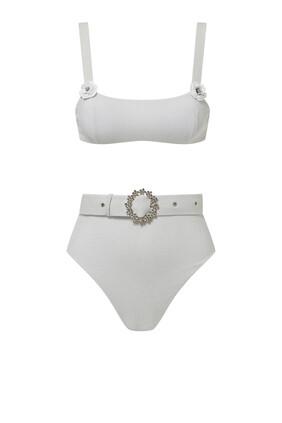 Lurex Two Piece Bikini