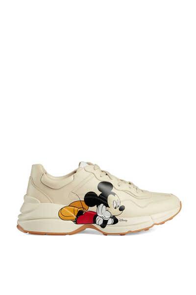 Disney x Gucci Rhyton Sneakers