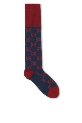 GG Cotton Blend Socks
