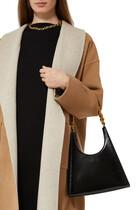 Rey Embossed Top Handle Bag