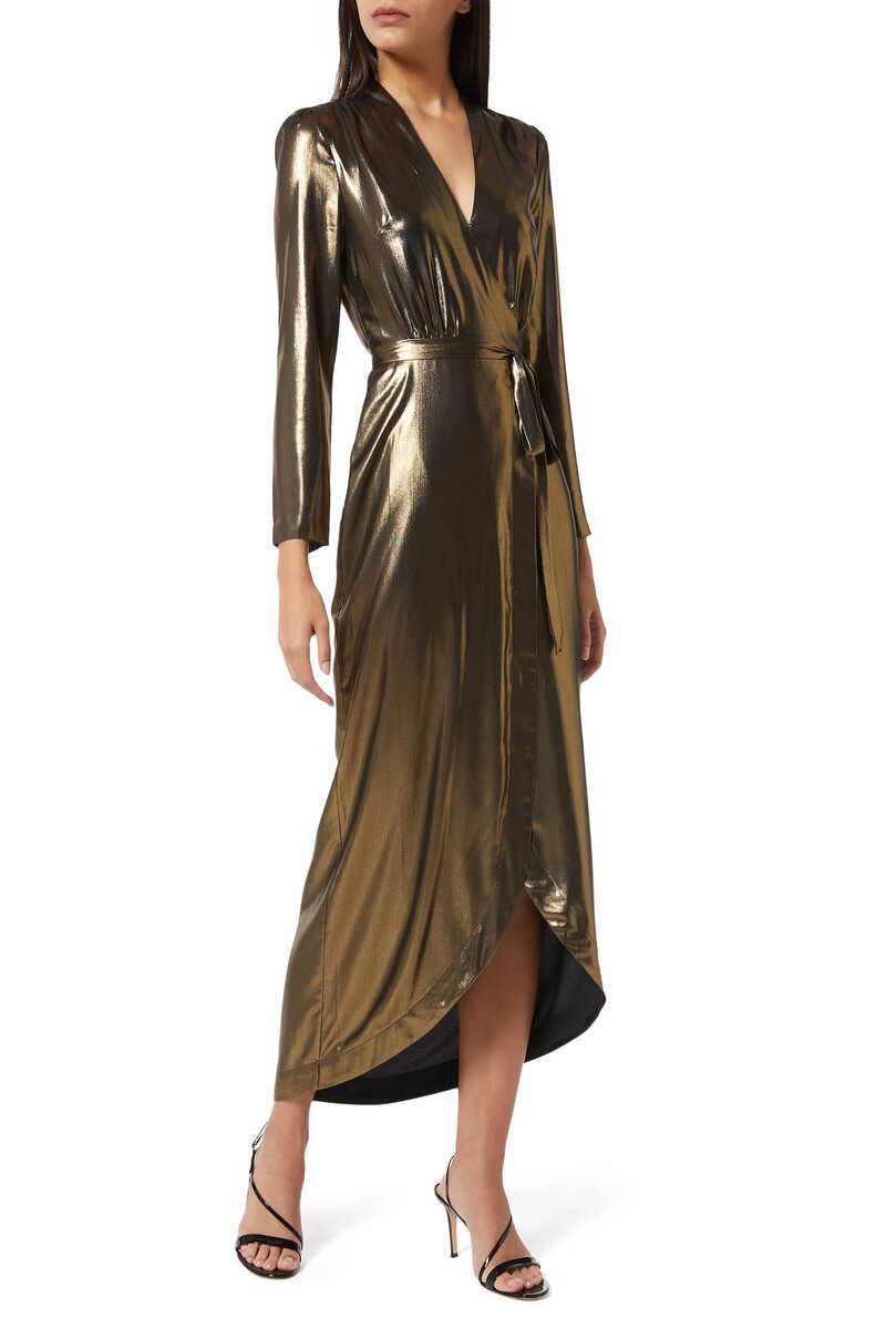 Reliah Wrap Dress image number 1