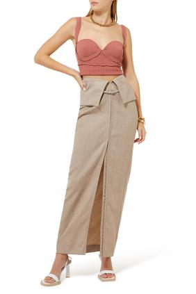 La Jupe Maxi Skirt
