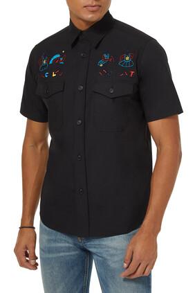 Worker Button Down Shirt