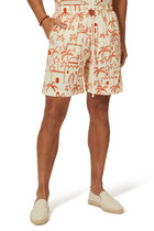 Doxxi Printed Shorts