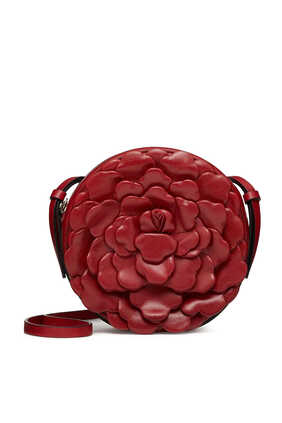 Valentino Garavani Rose Edition Atelier Crossbody Bag