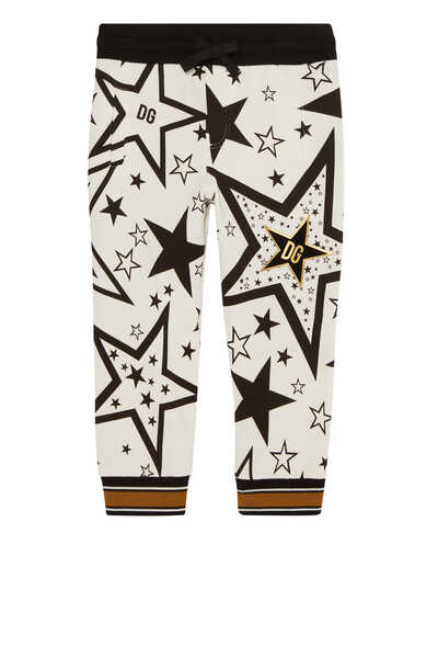 Millennials Star Print Jogging Pants