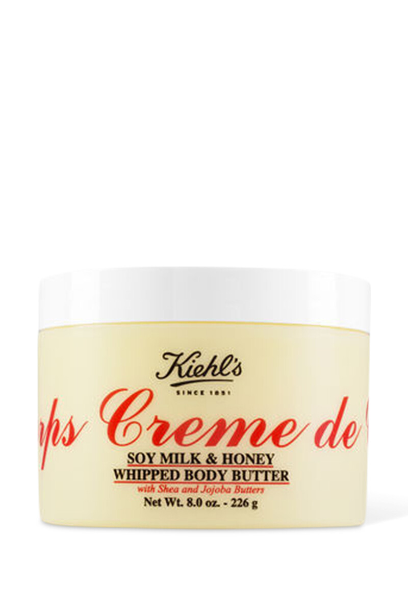 Creme de Corps Soy Milk And Honey Whipped Body Butter image number 1