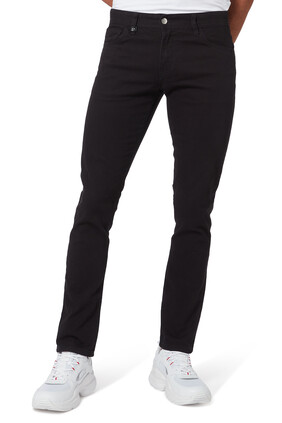 J14 Stretch Denim Slim-Fit Jeans