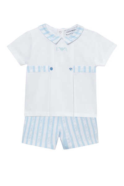 Shirt & Shorts, Set of 2