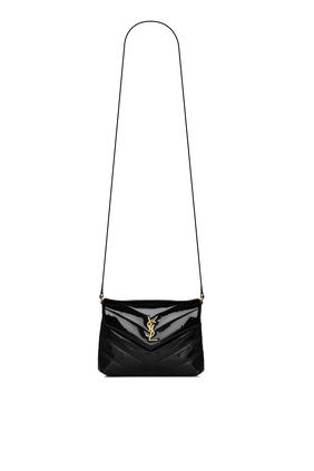 LouLou Patent Mini Bag