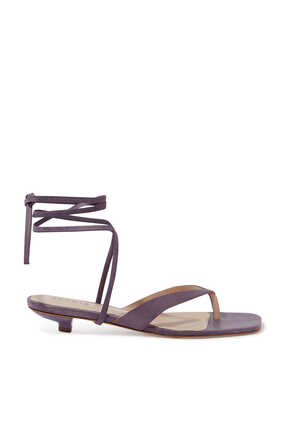 Leather Thong Sandals