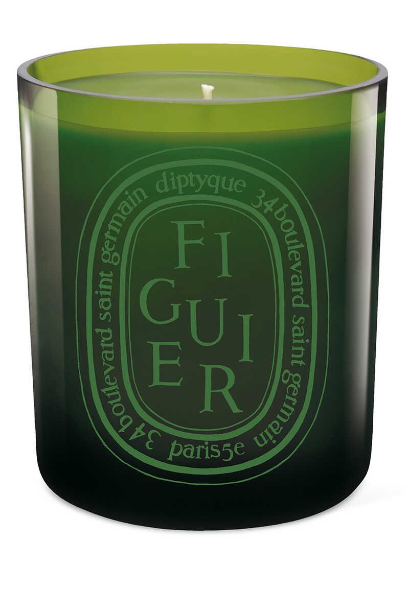 Figuier Verte Candle image number 1
