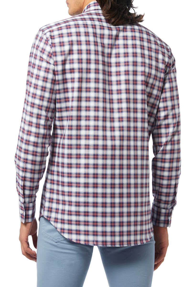 Checked Shirt image number 3