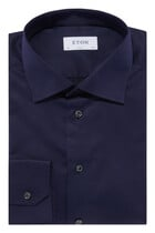Slim Fit Signature Twill Shirt