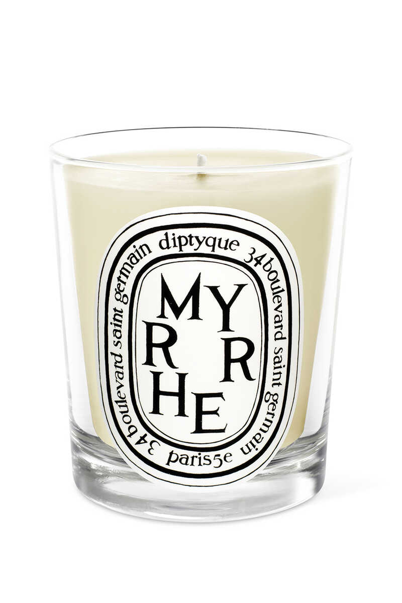 Myrrhe Candle image number 1