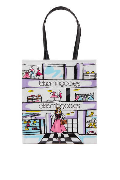 DXB Storefront Little Tote Bag