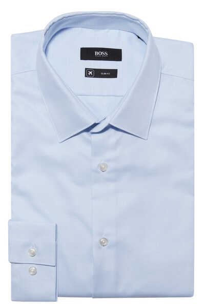Isko Pinpoint Cotton Shirt