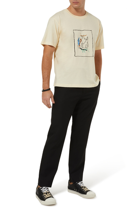 Reece Printed Graphic T-Shirt